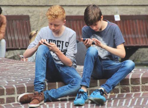 Mobilok az iskolában