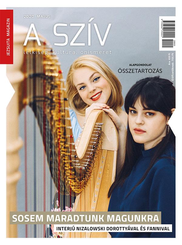 A Szív jezsuita magazin 2020. május