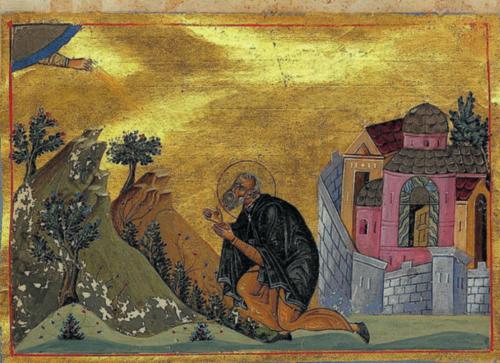 Hallgatag Szent János