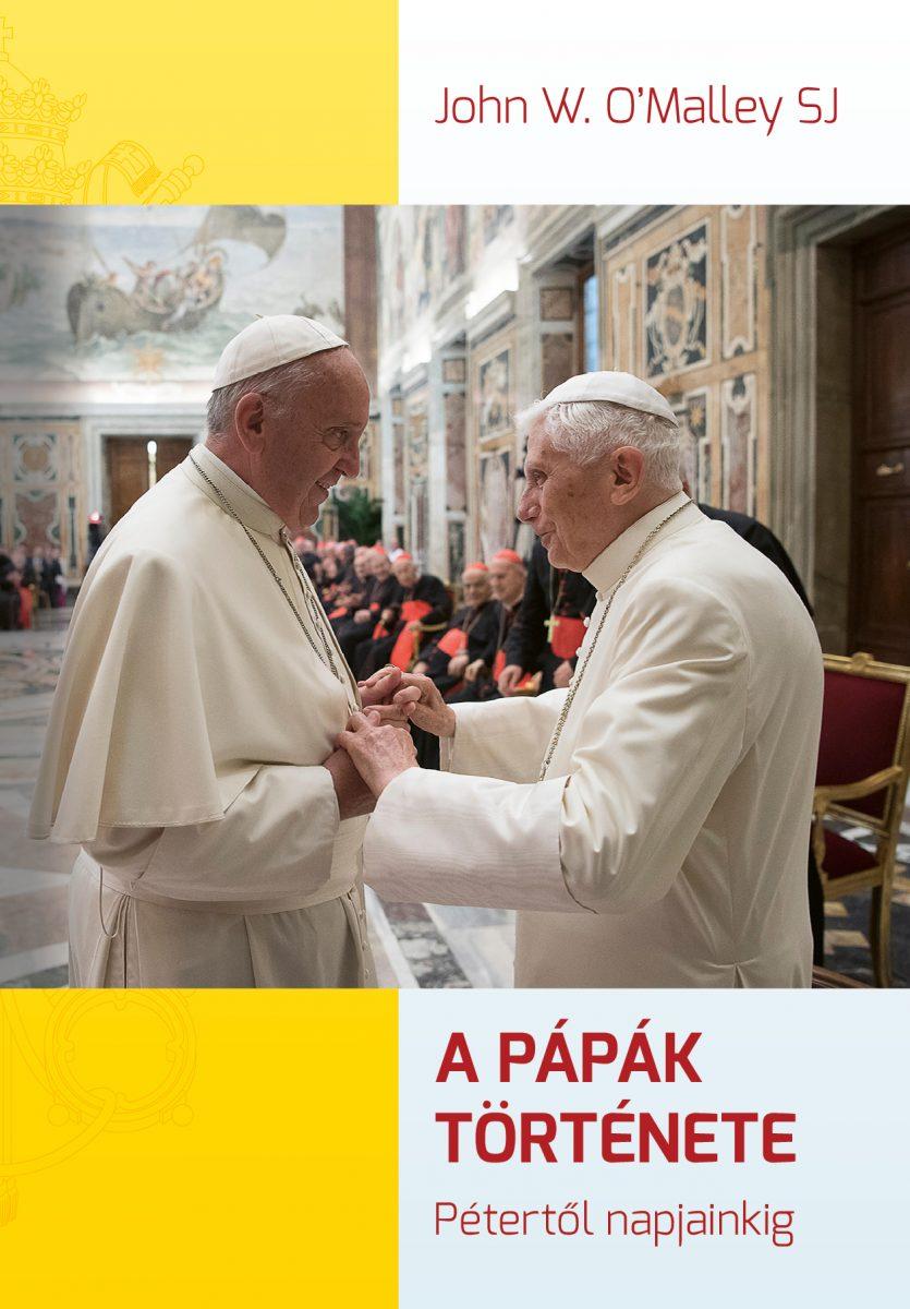 A pápák története – Jezsuita Kiadó